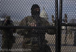 Până la 25.000 de soldați ai Gărzii Naționale, în Washington DC până mâine