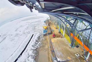 CJ Brașov cere bani pentru Aeroportul Brașov. Foto: Facebook / Aeroportul Internațional Brașov