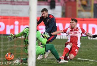 Dinamo rămâne deocamdată pe 8