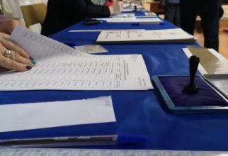 Alegeri la Moldova Nouă. AEP anunță deschiderea secțiilor de votare în vederea efectuării operațiunilor preliminare zilei alegerilor pentru funcția de primar al localității