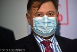 Alexandru Rafila, despre Legea vaccinării