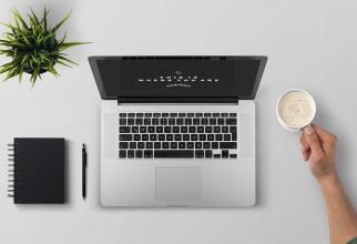 Allview, un nou model de laptop românesc. Design subțire și elegant  /  Sursă foto: Pixbay