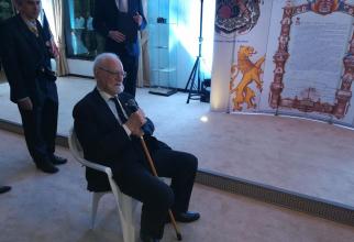 Academicianul în vârstă de 97 de ani se vaccinează anti Covid-19