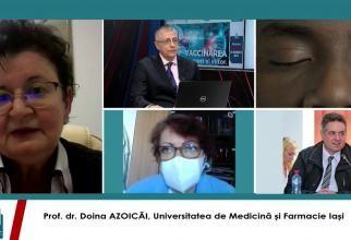 DEZBATERE ONLINE: Vaccinarea, prezent și viitor