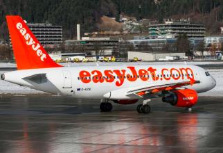 EasyJet are o creștere cu 250% a rezervările pentru vara anului 2021