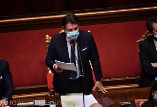 Giuseppe Conte, premierul Italiei, îşi va da demisia