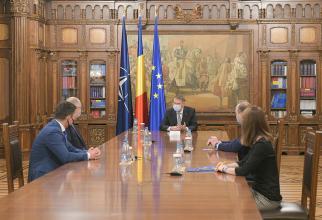Kelemen Hunor a spus ce au vorbit liderii coaliţiei cu Klaus Iohannis. Sursa. Presidency