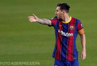 Messi nu scapă de suspendare. Apelul clubului FC Barcelona, respins / Foto Agerpres