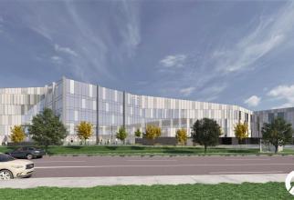 """Ministerul Tineretului și Sportului va prelua Stadionul """"Arcul de Triumf"""" / foto: @companianationaladeinvestitiisa - FB"""