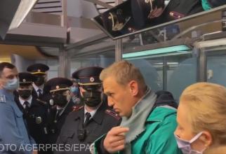 SUA cere eliberarea imediată a lui Alexei Navalnii