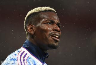 Paul Pogba, gol de 3 puncte în Fulham - Man United