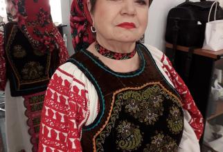 Saveta Bogdan, probleme cu căldura / Foto Facebook Saveta Bogdan