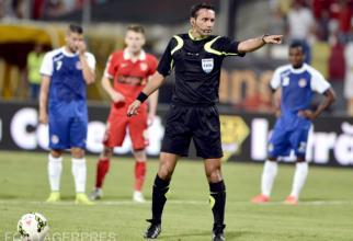 Sebastian Colțescu revine pe teren, după scandalul de rasism