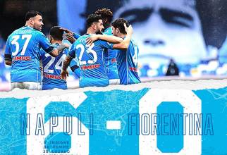 SSC Napoli Sursa foto: Facebook