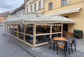 Terase Brașov. Foto: bizbrasov.ro