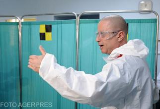 Dr. Tudor Ciuhodaru arată semnele care ne spun că avem un infarct