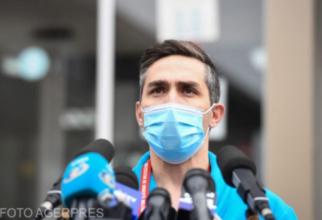 Ministrul Sănătății, Vlad Voiculescu, nu are nici o atribuție privind înlocuirea lui Valeriu Gheorghiță de la coordonarea CNCAV, spune Florin Cîțu / Foto Agerpres