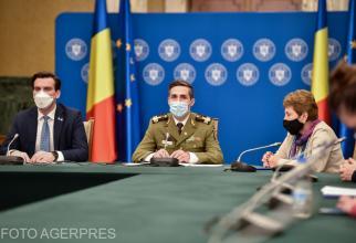 Valeriu Gheorghiță spune că vaccinarea din etapa I a fost de succes