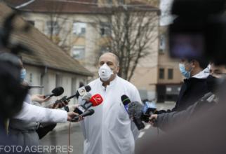 25 de răspunsuri de la medicul Virgil Musta despre vaccinul COVID-19 / Foto Agerpres