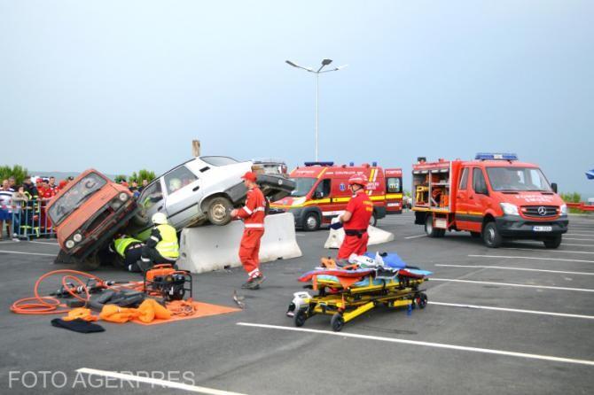 Accident mortal în județul Teleorman. Foto cu caracter ilustrativ.