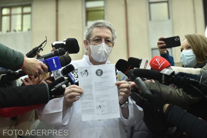 """Streinu-Cercel, după incendiul de la spitalul Matei Balș: """"DEVASTATOR!"""" Noi informații despre pacienți și clădire"""