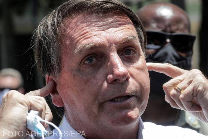 Jair Bolsonaro: Nu mai am ce să fac