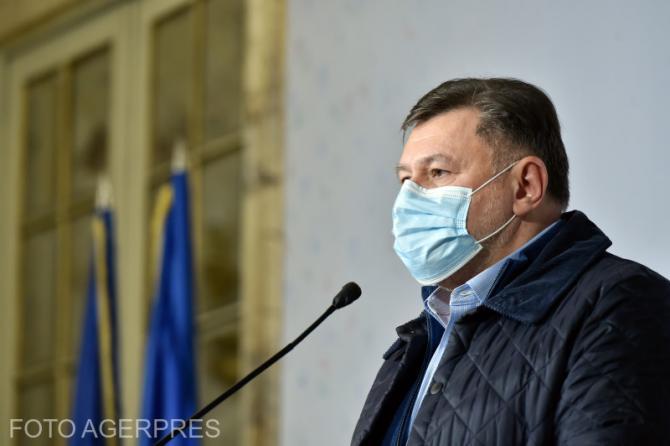 Prof. Alexandru Rafila justifică de ce nu se vaccinează de acum și așteaptă luna martie