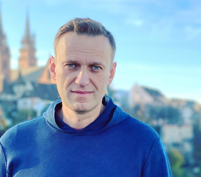 Alexei Navalnîi   Sursa foto: Facebook