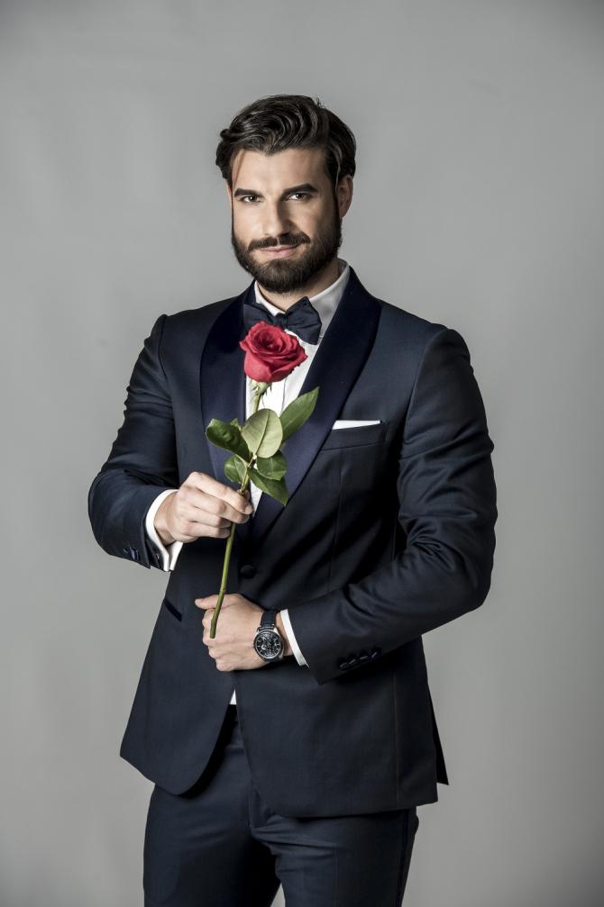 """Andi Constantin este """"Burlacul"""", în curând, la Antena 1"""