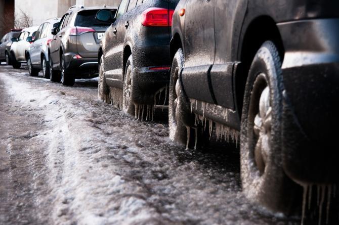 ANM. Informare meteo de precipitaţii mixte şi polei, până sâmbătă dimineaţa