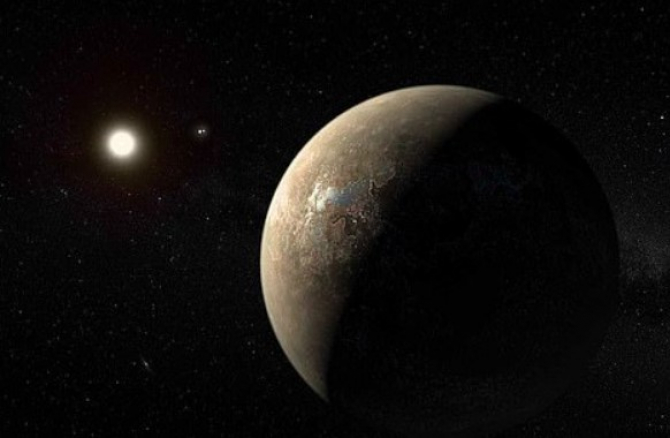 astronomii au descoperit o planeta extraterestra cu trei sori