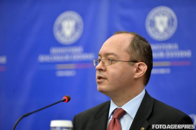 Bogdan Aurescu, reuniune cu miniștrii de externe ai țărilor membre UE. Cazul Navalnîi, pe agenda reprezentanților