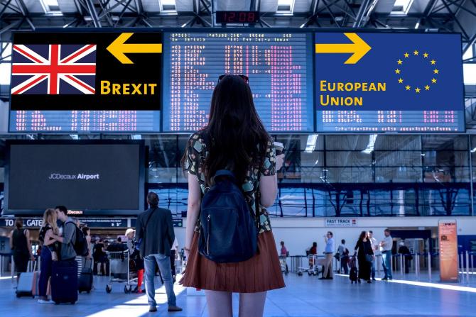 Se văd primele probleme după Brexit. Sursa: Pixabay