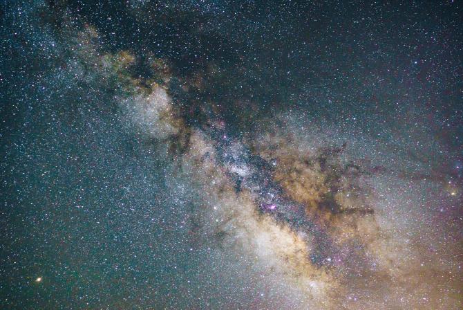 Calea Lactee. Sursa foto: Pexels.