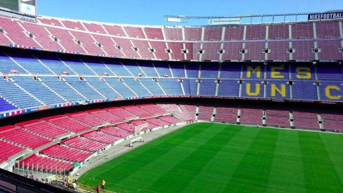 FC Barcelona are a doua cea mai mare pierdere, scăzând cu aproape 130 milioane euro