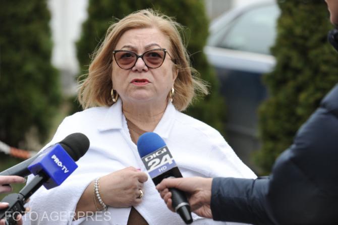 Carmen Dorobăț, declarații pentru DC News după ce a primit a doua doză a vaccinului Covid-19