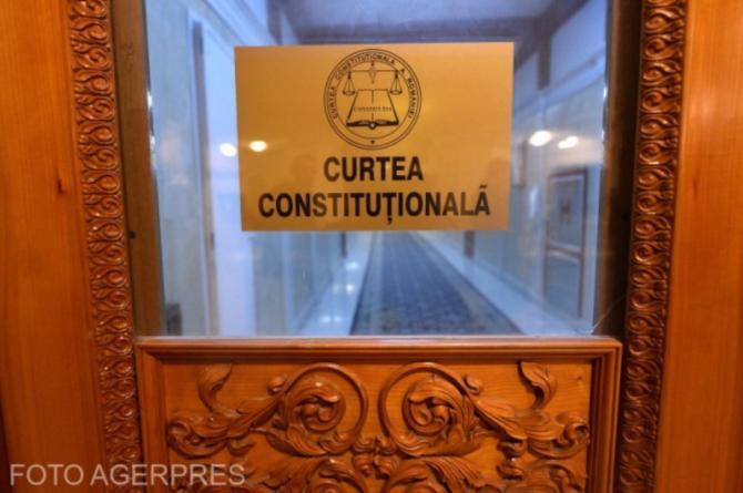CCR a respins sesizarea AUR! Guvernul Cîţu, învestit legal