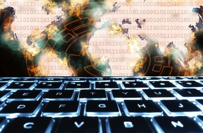 Poliția din opt țări a oprit cel mai periculos malware din lume. Foto cu caracter ilustrativ. Sursa: Pixabay.com.