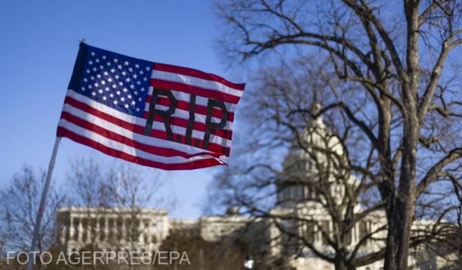 Christopher Stanton, acuzat de insurecţie la Capitoliul SUA, s-a sinucis
