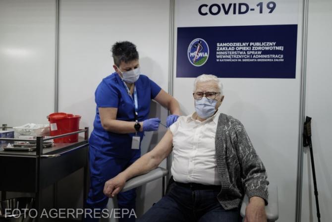 Ciudatul caz al unui pacient cu limfomului Hodgkin care s-a vindecat după ce a avut coronavirus.