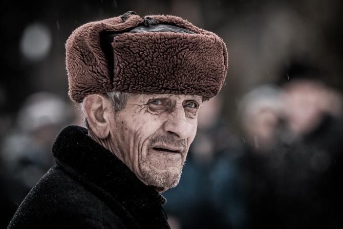 Un clujean de 105 ani, veteran de război, s-a vaccinat împotriva COVID-19  /  Sursă foto: Pixbay