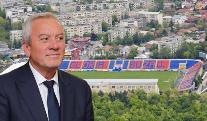 Constantin Toma explică de ce se desființează Gloria Buzău