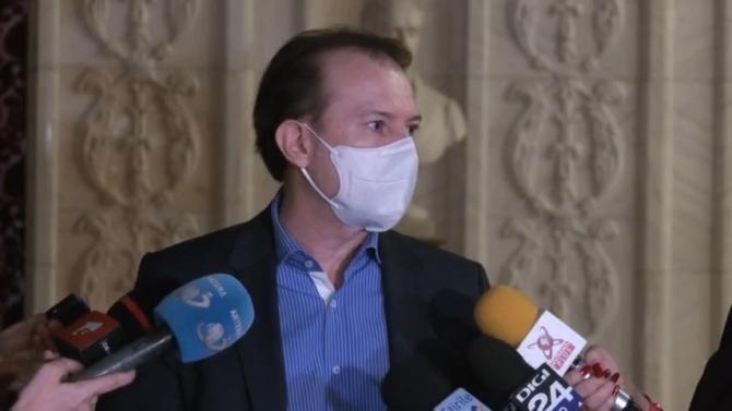 Controversatul om de afaceri Iulian-Vasile Popescu, în Guvern, pe semnătura lui Florin Cîțu. Foto: gov.ro