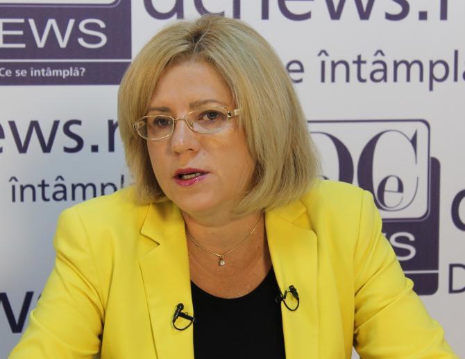 Corina Crețu Foto: Crișan Andreescu