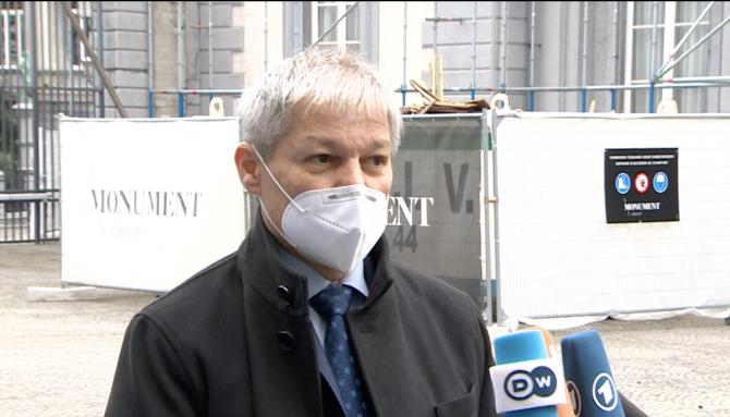 Dacian Cioloș/ sursă foto: captură foto VIDEO media Parlament European