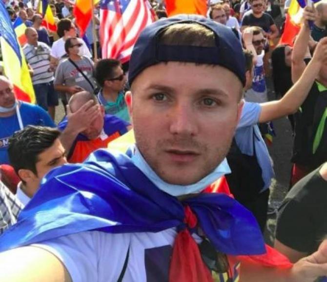Daniel Bodnar, PRIMA fotografie din Germania: Condițiile nu se compară, dar vreau să fie bine și în România / Sursă foto: Facebook Daniel Bodnar