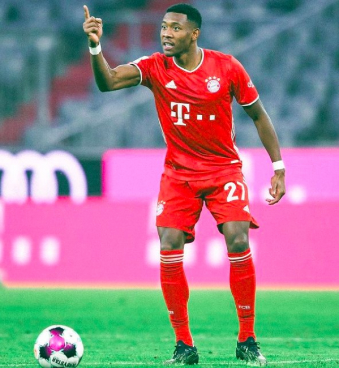David Alaba s-a înțeles cu Real Madrid