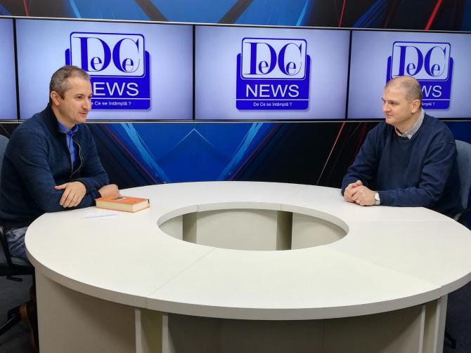 De Ce Citim, despre romanul Ion de Liviu Rebreanu, live la DC News