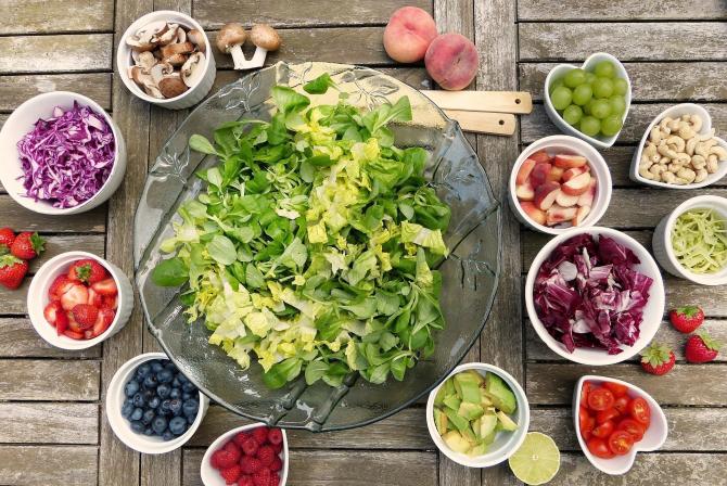 Dieta Mediteraneană, cea mai bună din lume. Sursa: Pixabay