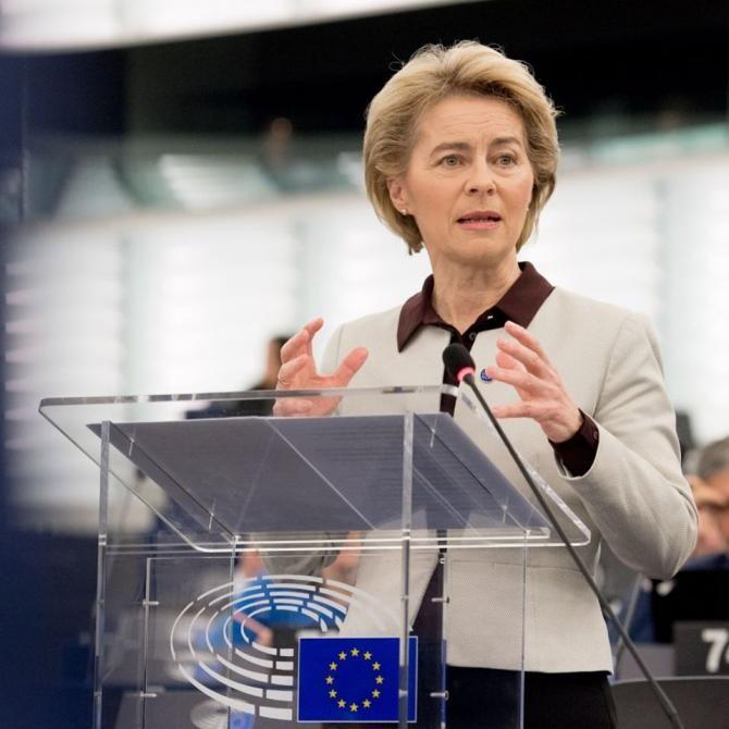 Dispută UE - AstraZeneca. Ursula von der Leyen: Există dispoziţii obligatorii, iar contractul este foarte clar
